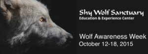 Wolf Awareness Week 2015 FB